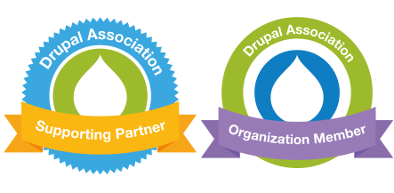 EC Drupal Association Membership Badges