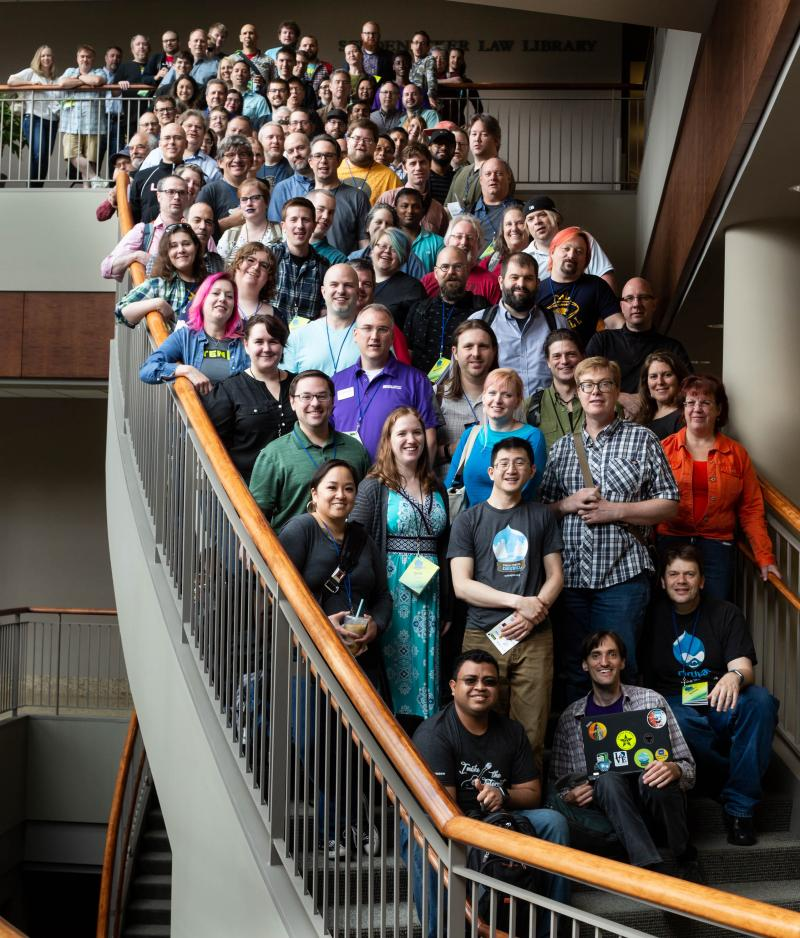 tcdc 2018 attendees photo