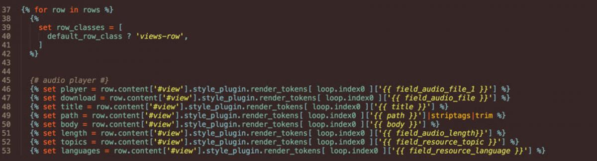Twig for Drupal 8 Development: Twig Templating Part 2 of 2